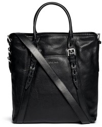 Cole Haan Truman North South Leather Shopper