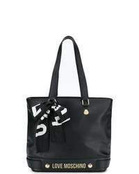Love Moschino Wide Tote Bag