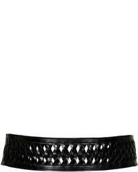 Topshop Folk Cutout Waist Belt