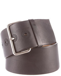 Jil Sander Leather Waist Belt