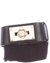 Tory Burch Leather Waist Belt