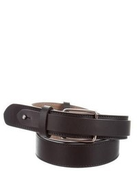 Jil Sander Leather Waist Belt W Tags