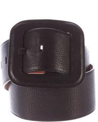 Michael Kors Michl Kors Leather Waist Belt