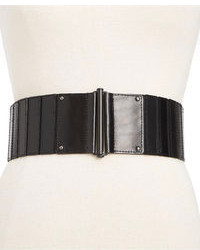 Vince Camuto Studded Stretch Waist Belt