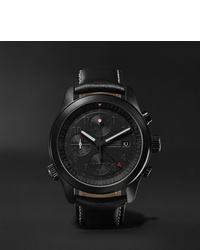 Bremont Alt1 B2 Automatic Chronograph 43mm Stainless Steel And Leather Watch