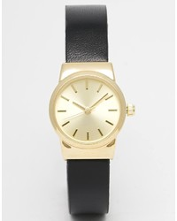 Asos Collection Mini Sunray Dial Watch