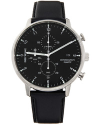 Issey Miyake Men Black C Model Classic Watch
