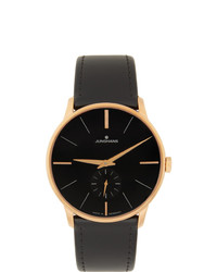 Junghans Black Meister Handaufzug Watch