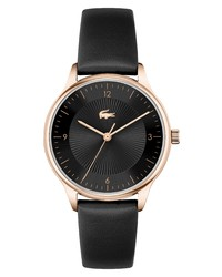 Lacoste Club Leather Watch
