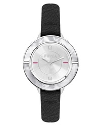 Furla Club Leather Watch