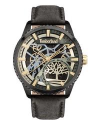Timberland Danu Leather Watch