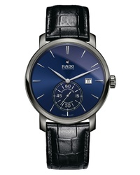 Rado Diamaster Automatic Chronometer Leather Watch