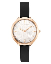 Ted Baker London Elena Leather Watch