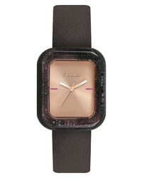 Furla Elisir Leather Watch