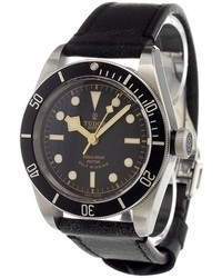 Tudor Heritage Black Bay Analog Watch