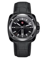 Rado Hyperchrome 1616 Leather Band Watch