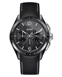 Rado Hyperchrome Automatic Chronograph Textile Strap Watch