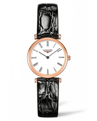 Longines La Grande Classique De Leather Watch