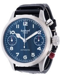 Hanhart Pioneer Twindicator Analog Watch