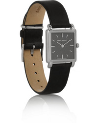 Isabel Marant Stainless Steel And Leather Watch