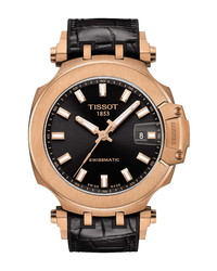 Tissot T Sport Automatic Leather Watch