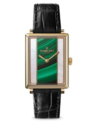 GOMELSKY The Shirley Fromer Alligator Watch