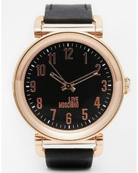 Moschino Time To Cook Watch