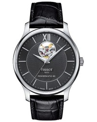 Tissot Tradition Leather Strap Watch 40mm