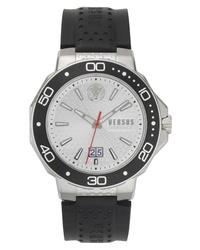 Versace Versus Kalk Bay Leather Watch