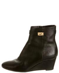 Fendi Goldmine Ankle Boots