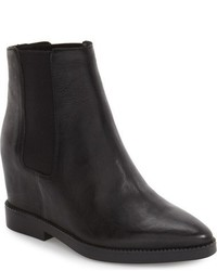 Gong hidden wedge bootie medium 816669
