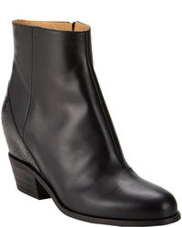 Maison Martin Margiela Mm6 Hidden Wedge Ankle Boots