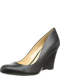 Jessica Simpson Cash Wedge Pump Black 55 M Us