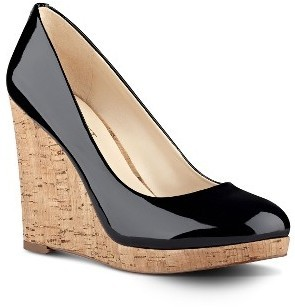 Nine West Halenia Platform Wedge Pump