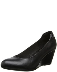 Hush Puppies Bella Setti Wedge Pump