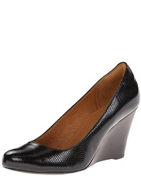 Clarks Purity Crystal Wedge Pump