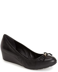 Cole Haan Tali Bow Wedge Pump