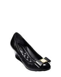 Cole Haan Tali Grand Bow Wedge Pump