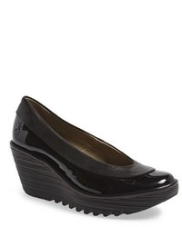 Fly London Yoko Wedge Pump