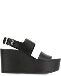 Vince Wedge Sandals