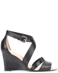 Tod's Wedge Sandals