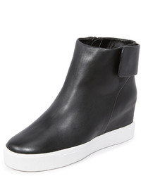 Cathy wedge sneaker booties medium 786434