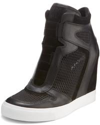 DKNY Grand Wedge Sneaker