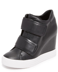 DKNY Grayson Wedge Sneakers