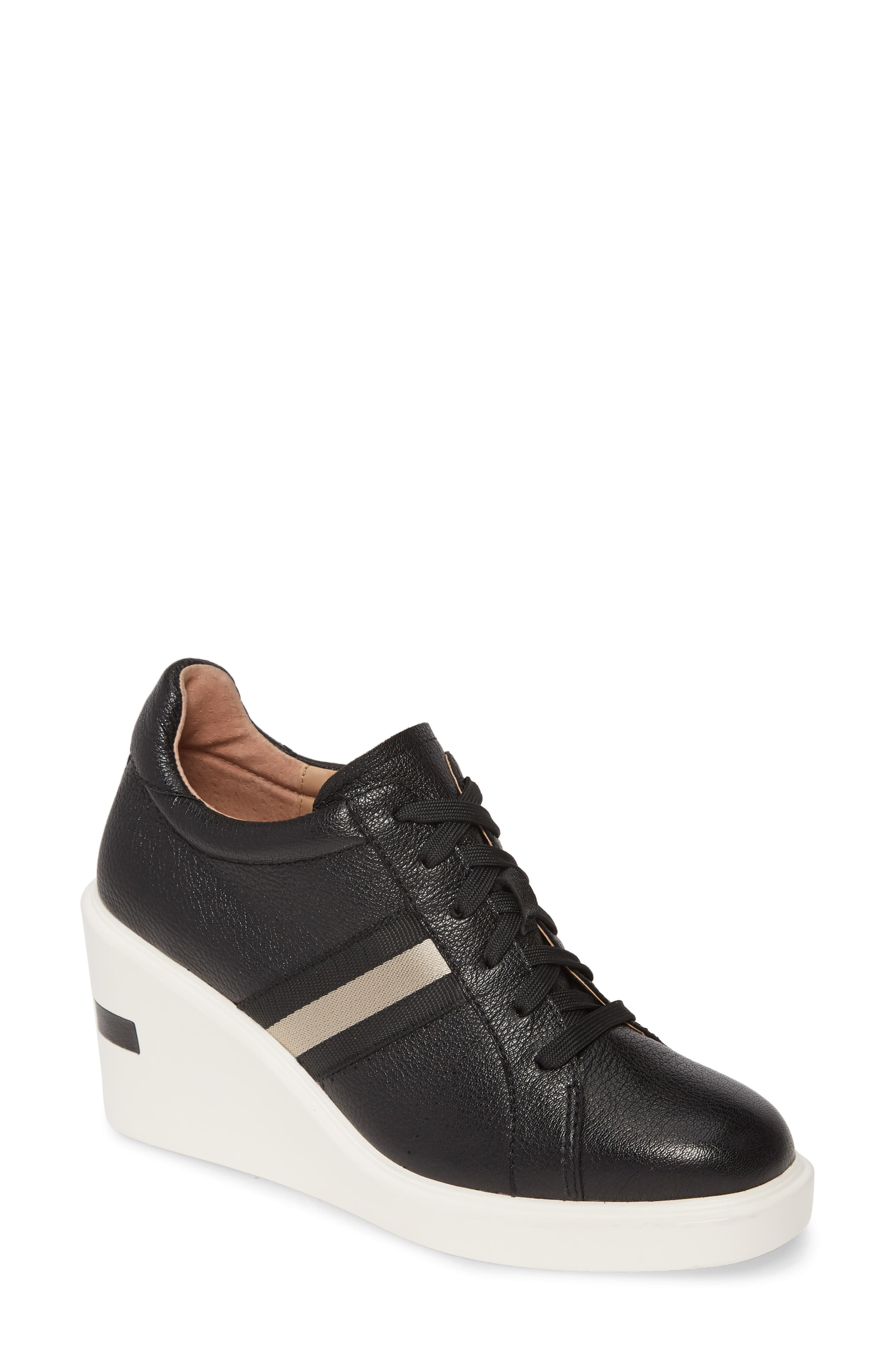 Linea Paolo Kandis Wedge Sneaker, $129