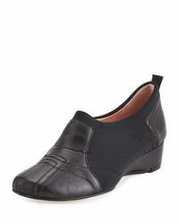 Kuss demi wedge comfort pump black medium 713424