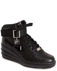 6c0e1033fe0a Women s Black Wedge Sneakers by Nike
