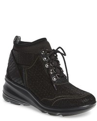 Offbeat perforated wedge sneaker medium 4423211