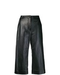 Nehera Cropped Wide Leg Trousers