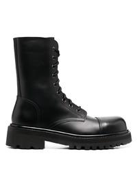Vetements Ankle Lace Up Boots